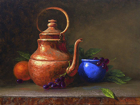 Copper and Cobalt by Cody DeLong