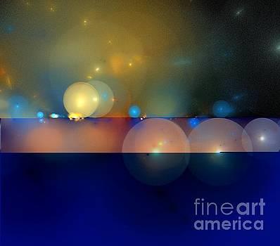 Copper Horizon by Kim Sy Ok
