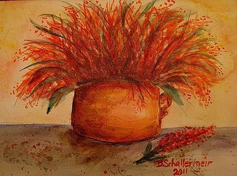 Copper Planter by Bonnie Schallermeir
