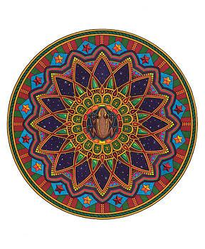Coqui Mandala by Daniel Ramirez