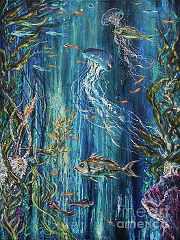Coral Reef by Linda Olsen
