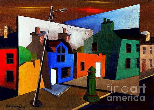 Cork.. Beara. Ardgrooms Planes by Val Byrne