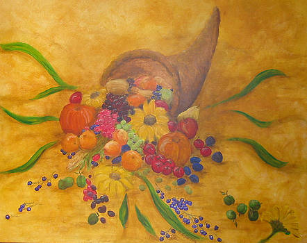 Corne d by Margot Koefod