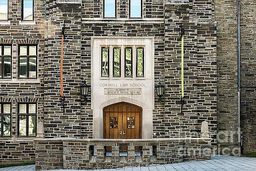 Cornell University School of Law by John Greim