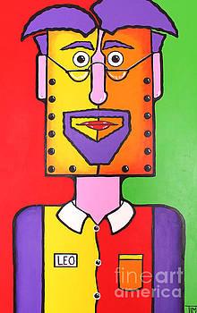 Corporate Blockhead by Tim Ross