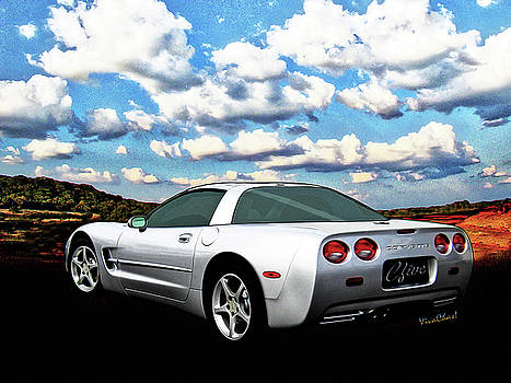 Corvette C-5 Drive it for the View by Chas Sinklier
