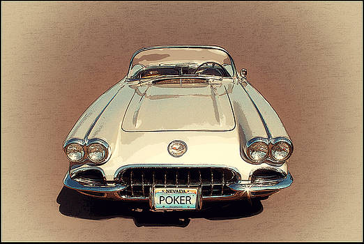 Corvette by Michael Cleere