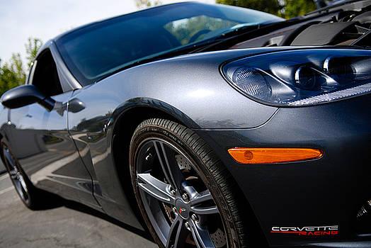 Corvette Racing by Shane Kelly