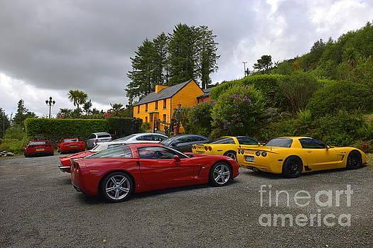 Joe Cashin - Corvettes on tour
