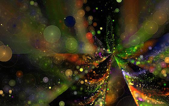 Cosmic Baubles by GJ Blackman