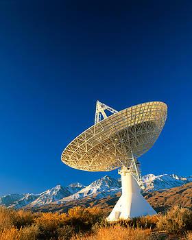 Cosmic microwave telescope 3 by David Nunuk