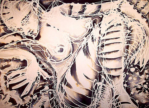 Cosmic Tigress by Xoey HAWK