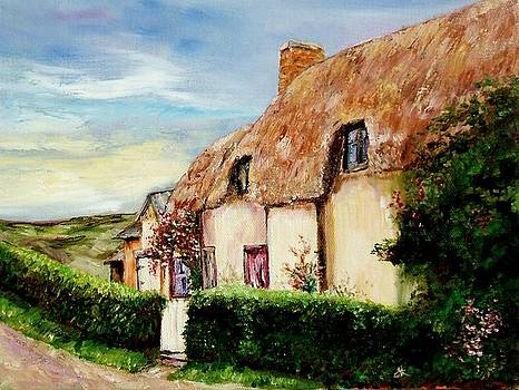 Diane Kraudelt - Cotswolds Cottage