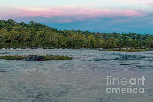 Cotton Candy Skies Over Pony Pasture by Ava Reaves