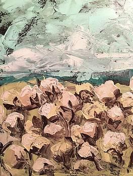 Cotton-pickin' by Susan E Jones
