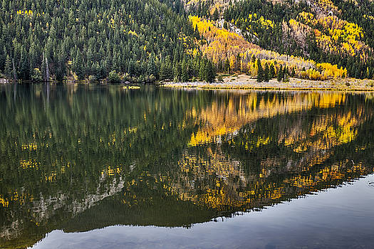 James BO  Insogna - Cottonwood Lake Reflections