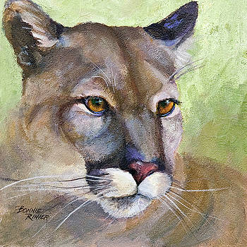 Cougar 2 by Bonnie Rinier