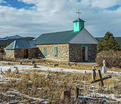 Country Church by Steve Whalen