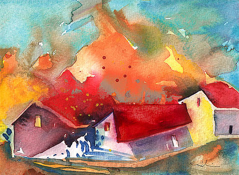 Miki De Goodaboom - Country Houses In France