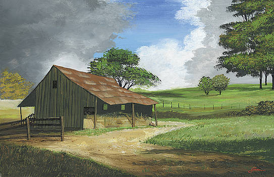 Country Memories by Harold Shull