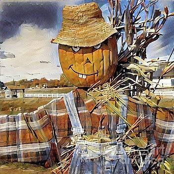 Country Pumpkin by Putterhug Studio