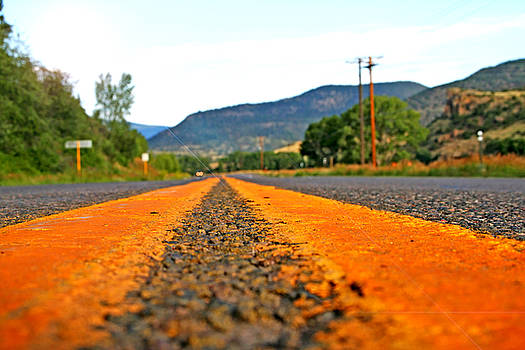 Country Road by Charles Benavidez