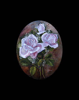 Country Roses by Jan Holman