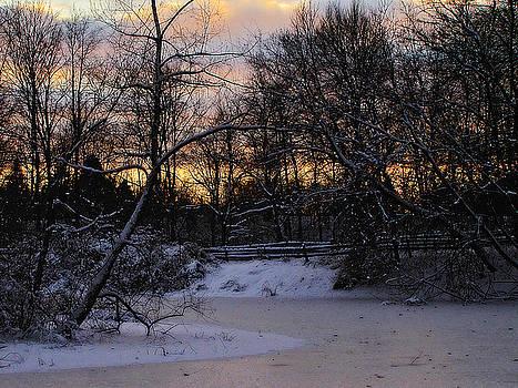 Scott Hovind - Country Winter