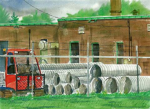 County Maintenance by Bud Bullivant