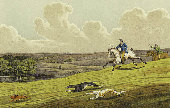 Henry Thomas Alken - Coursing