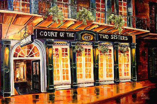 Court of the Two Sisters by Diane Millsap