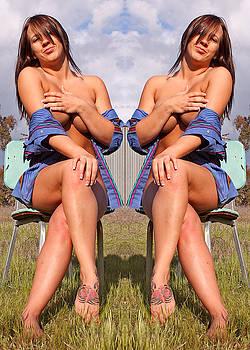 Cover Bye Blue 2011 by James Warren