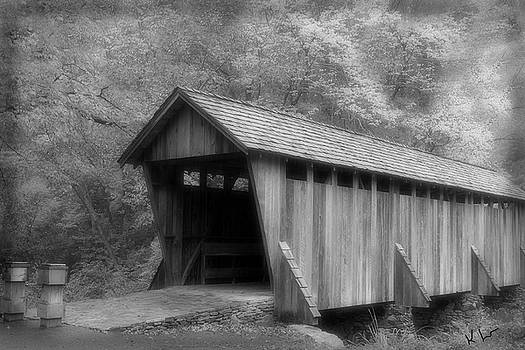 Karol  Livote - Covered Bridge
