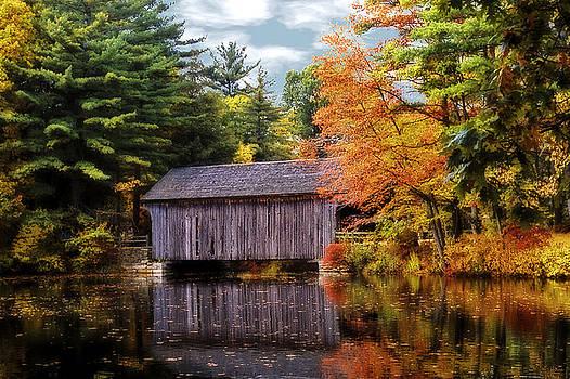 Covered Bridge by Pat Carosone