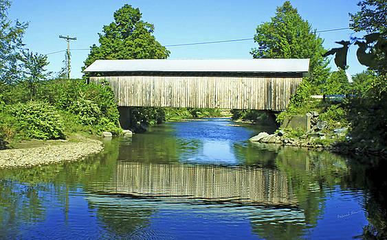 Deborah Benoit - Covered Bridge Reflection
