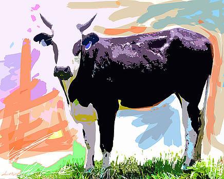 David Lloyd Glover - COW TIME