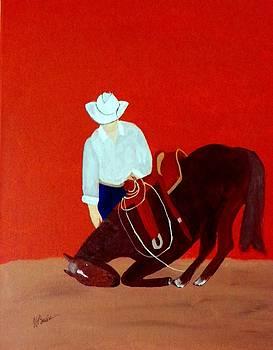Cowboy Dreams by Joseph Frank Baraba
