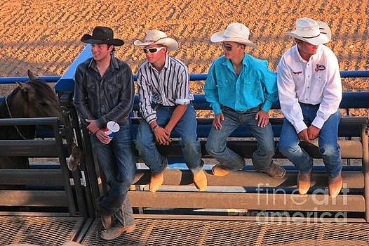 Cowboy Fashion by John Malone