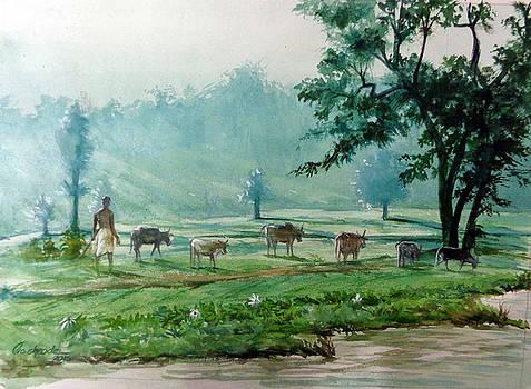 Cowboy by Gourav Sheode