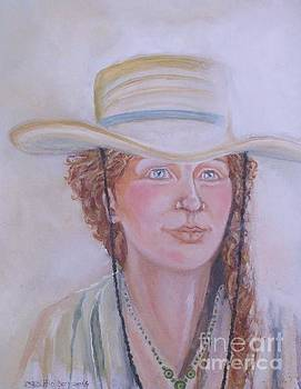 Cowgirl by Anne Buffington