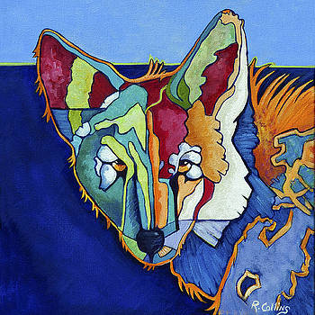 Coyote Blue by Rose Collins