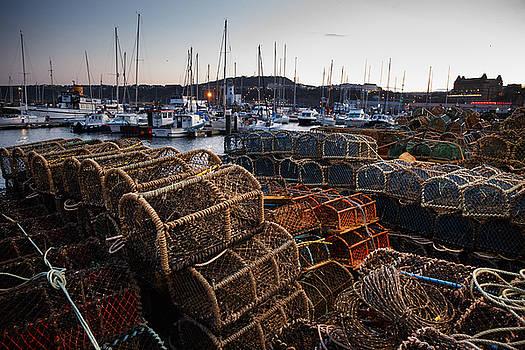 Crab pots by Paul Indigo
