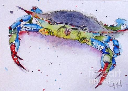 Crabby by Patricia Henderson
