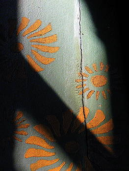 Cracked Wall by Maria Scarfone
