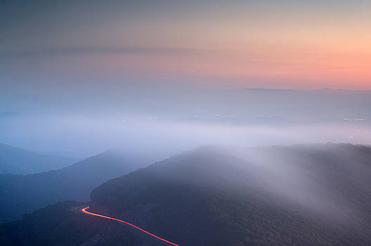 Craggy Pinnacle by Derek Thornton