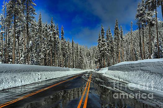 Adam Jewell - Crater Lake Scenic Road
