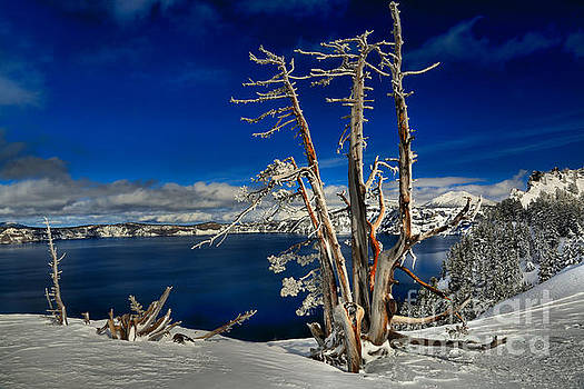 Adam Jewell - Crater Lake Winter Blues