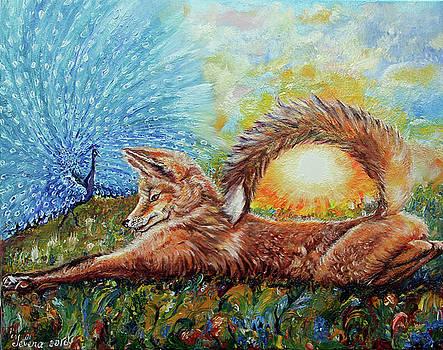 Craving Fox  by Yelena Rubin