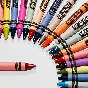 Crayola Plus One by Valerie Morrison