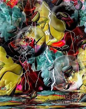 Crazy Abstract World by Nico Bielow by Nico Bielow
